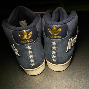 Adidas pro model New York size 8 new